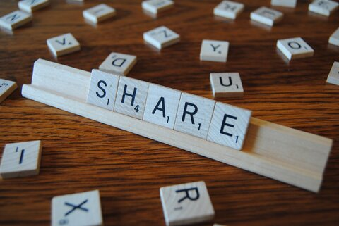 """چگونگی استفاده از""""share as link""""؟+ آموزش تصویری و کاربرد"""