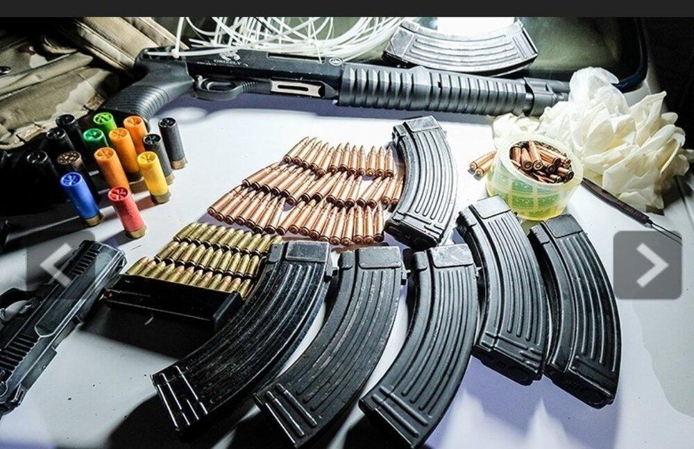 جزئیات درگیری خونین سارقان مسلح با پلیس در بزرگراه همت +عکس