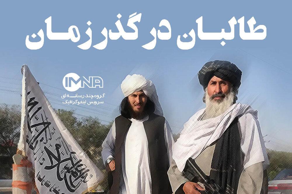 طالبان در گذر زمان + تحولات افغانستان از ۱۹۷۹ تا ۲۰۲۱