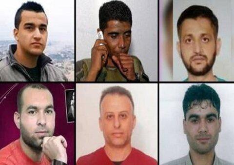 ادامه جستوجوها برای یافتن اسرای فلسطینی