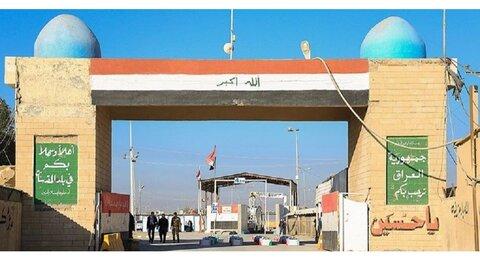 سخنگوی گمرک: مرزهای زمینی با عراق بسته است