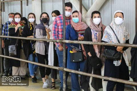 آمار واکسیناسیون اصفهان تا ٢٣ شهریور ماه