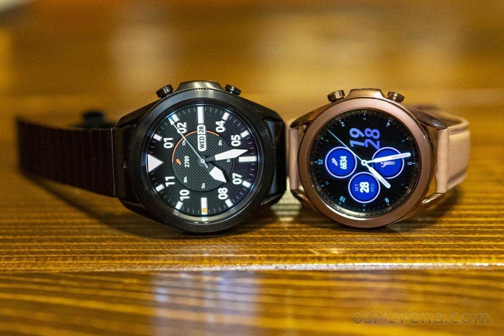 بند جدید سامسونگ Galaxy Watch 4  سامسونگ قابل بازیافت است