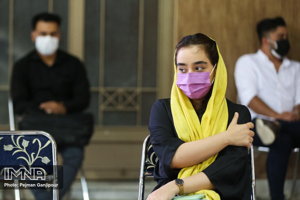 واکسیناسیون دانشجویان کارشناسی آغار شد