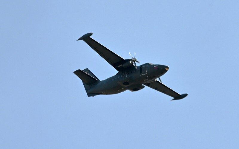 یک هواپیمای روسی در سیبری سقوط کرد