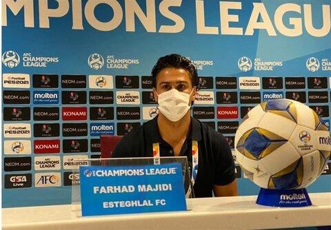 مجیدی: الهلال با تیم ملی سوریه چه فرقی دارد؟