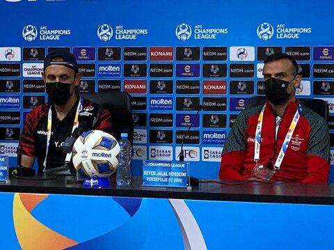 گلمحمدی: بازیکنانم ذهنیت برنده دارند