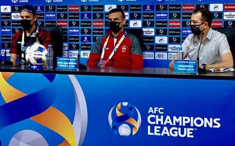 سید جلال حسینی: برای موفقیت تیمم میجنگم