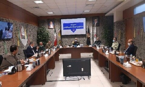 هشتمین نشست هیأت امنای موزه ملی انقلاب اسلامی و دفاع مقدس برگزار شد