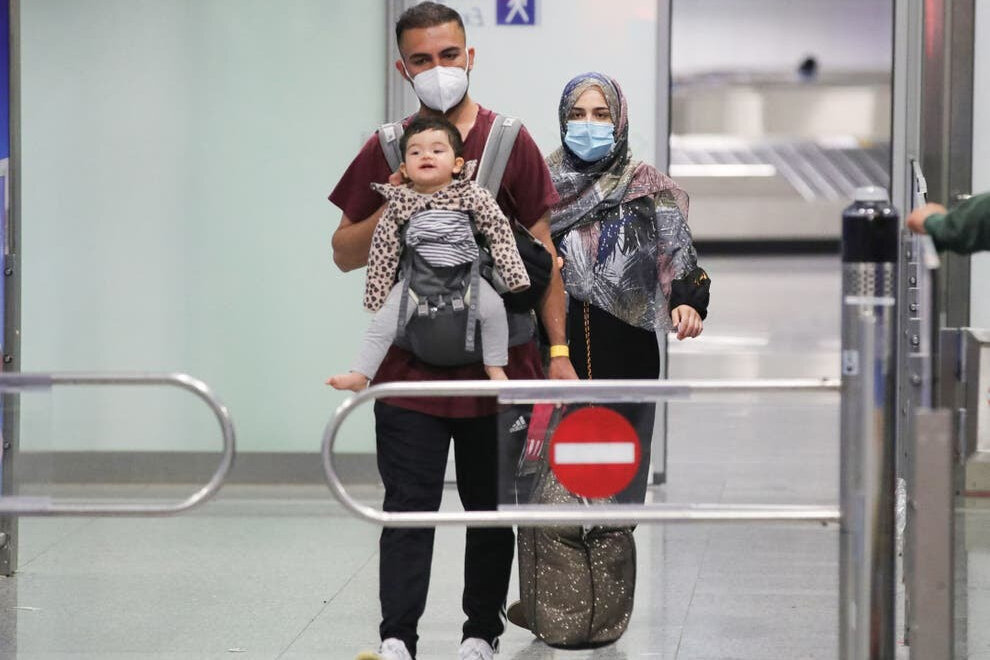 کمبریج از پناهندگان افغان حمایت میکند