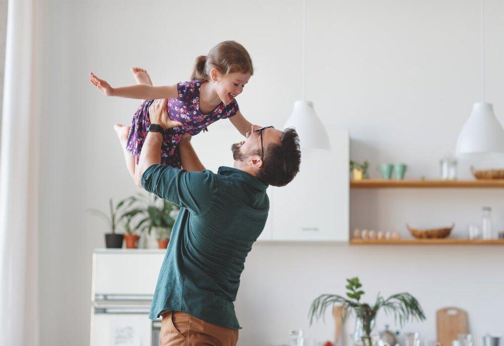 اقدام جدید دانمارک در حمایت از پدران