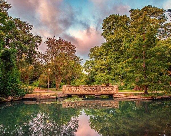 پارک سنآنتونیو؛ رویکردی برای پیشگیری از وقوع سیل در آمریکا