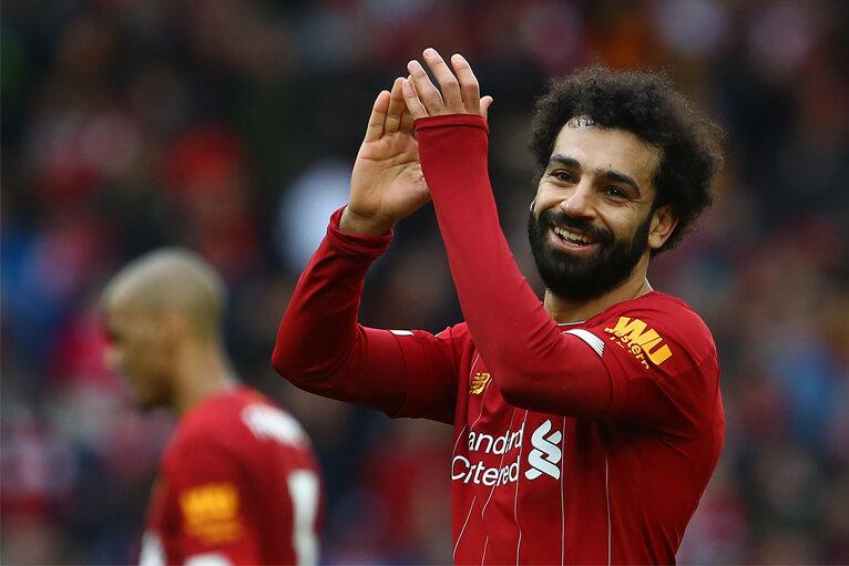 صلاح: دوست دارم در لیورپول از فوتبال خداحافظی کنم