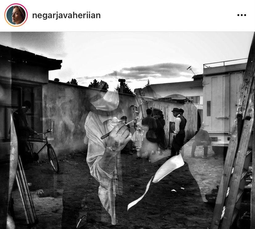 ماجرای یک عکس از زبان نگار جواهریان