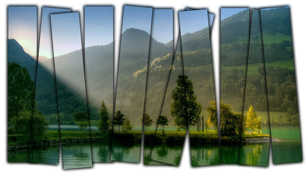 ساخت عکس چندتکه در فتوشاپ چگونه است؟+ آموزش تصویری
