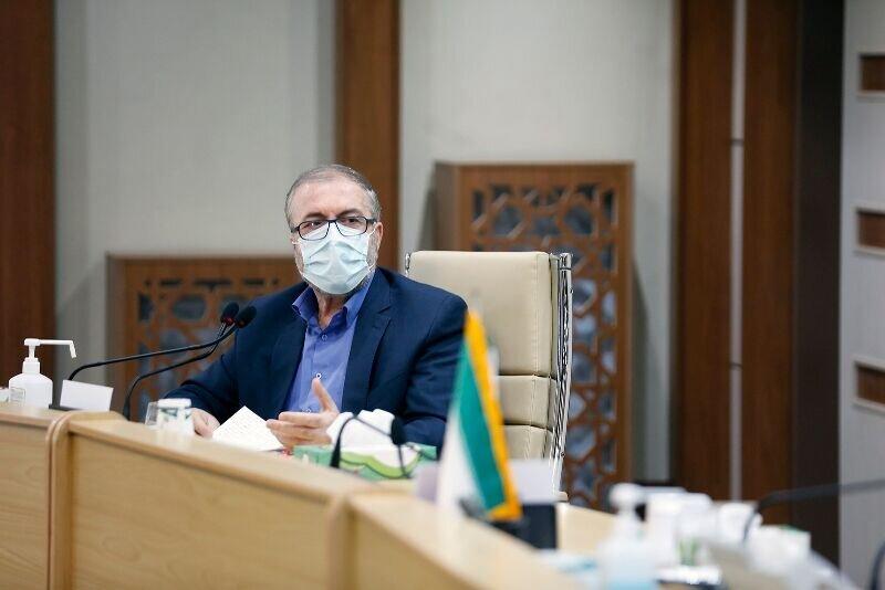 دیدار معاون وزیر کشور با نخست وزیر عراق