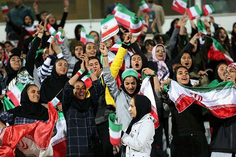 شرط و شروطهای فیفا برای حضور زنان در استادیوم