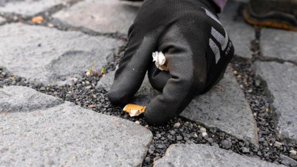چک در تلاش برای پاکسازی فضاهای عمومی از تهسیگارها
