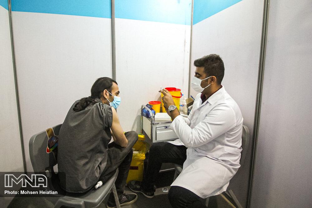 آخرین آمار واکسیناسیون کرونا ایران ۲۹ شهریور