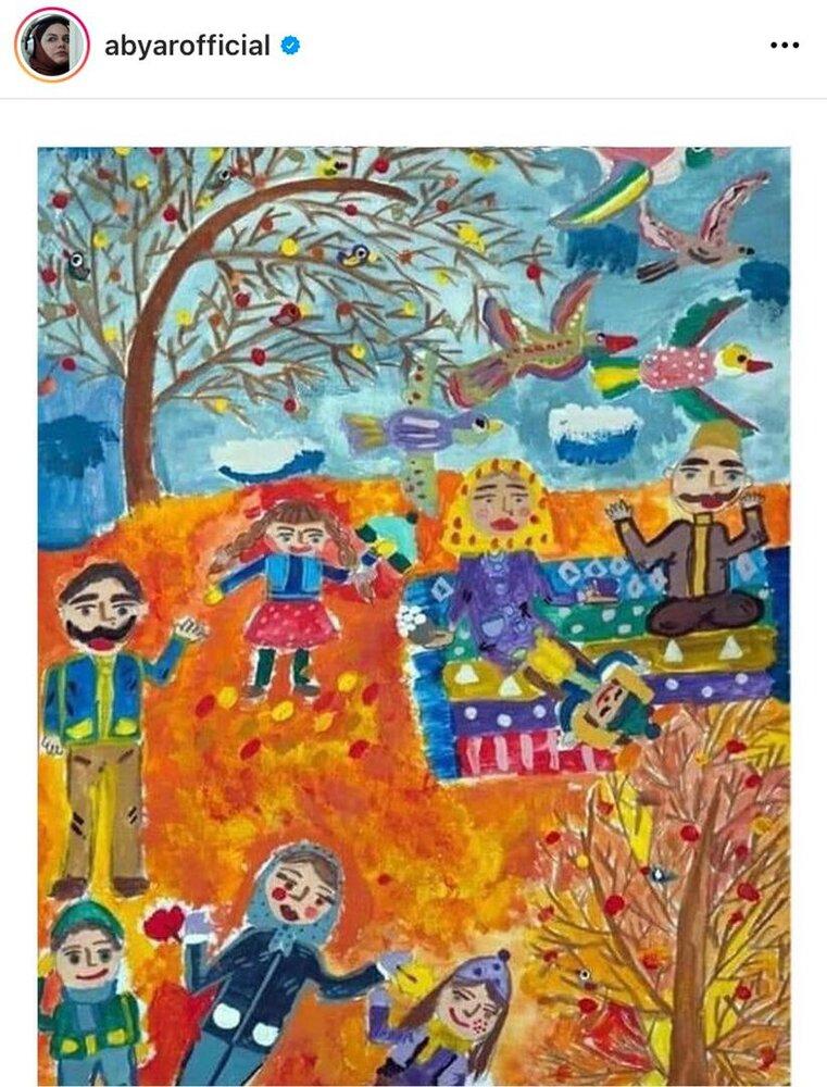 درخشش کودکان ایرانی در مسابقه جهانی نقاشی