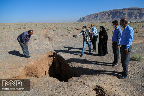 فرونشست؛ مرگ پنهان اصفهان