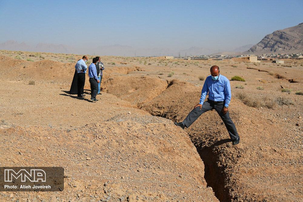 شهروندان از خشکسالی و فرونشستهای اصفهان میگویند