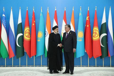 آیتالله رئیسی تاجیکستان را به مقصد تهران ترک کرد