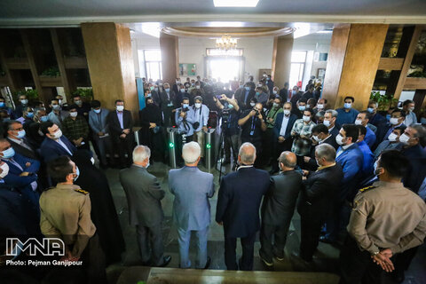 آغاز به کار رسمی شهردار اصفهان