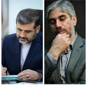 یاسر احمدوند معاون امور فرهنگی ارشاد شد