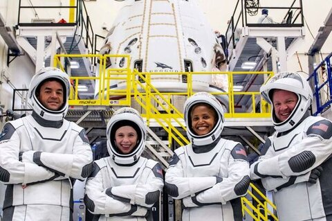 سفر فضایی شهروندان