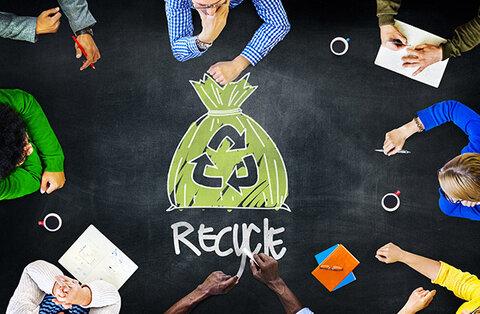نقش بازیافت در ایجاد شهرهای زیستپذیر