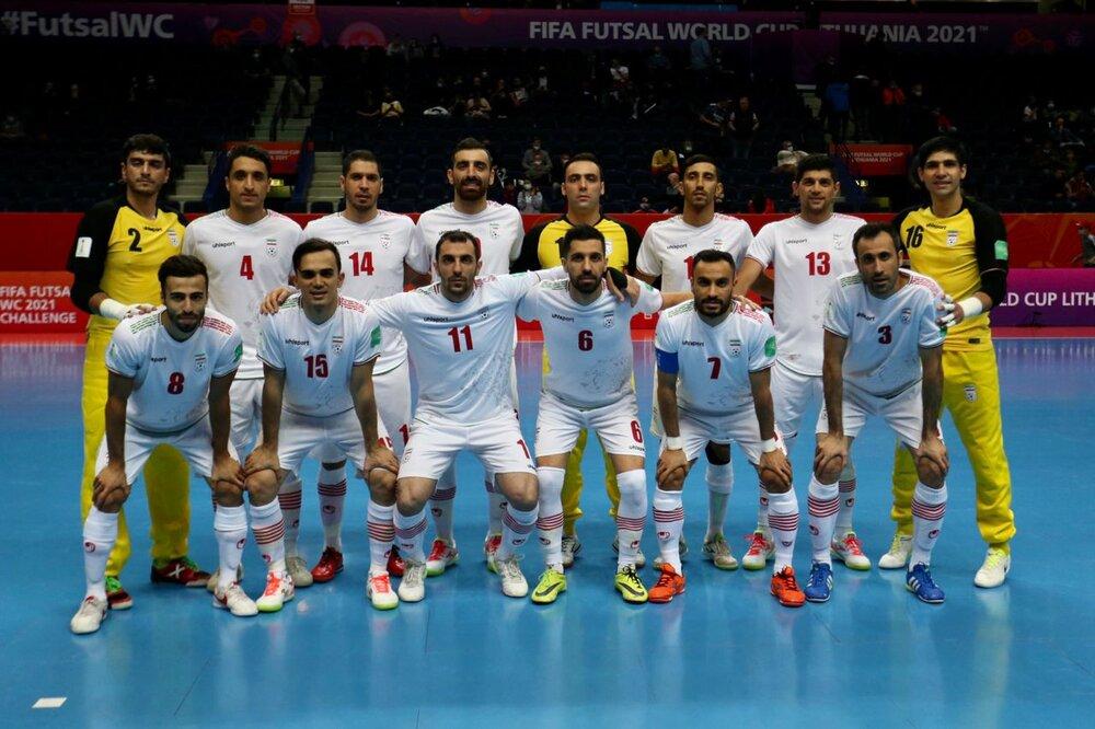 ایران _ آرژانتین / تقابل ایرانی ها با قهرمان دوره قبل جام جهانی فوتسال