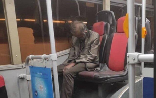 ماجرای کشف جسد روی صندلی اتوبوس شرکت واحد تهران