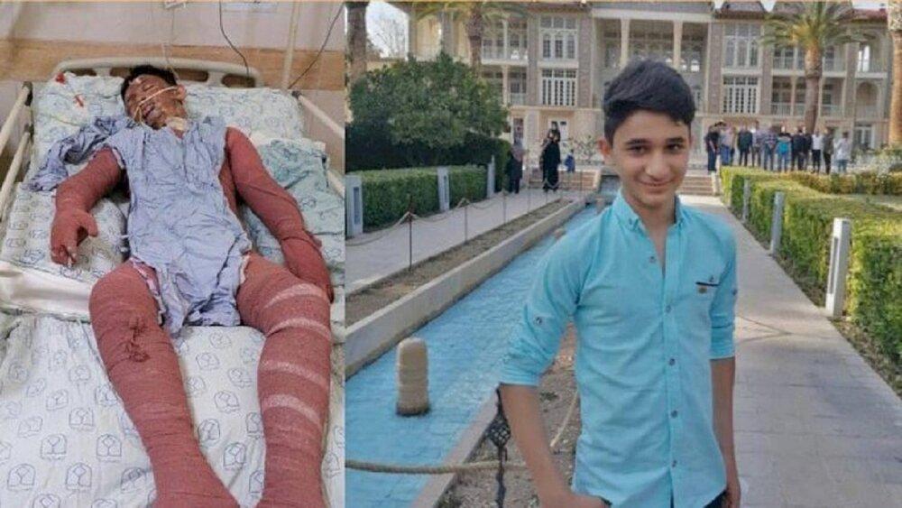 علی لندی، به دلیل مشکلات شدید تنفسی فوت کرد