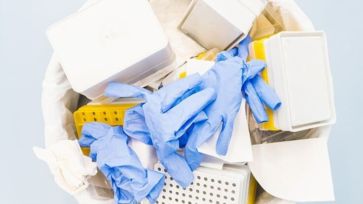 Isfahan practices guidelines over Coronavirus waste management