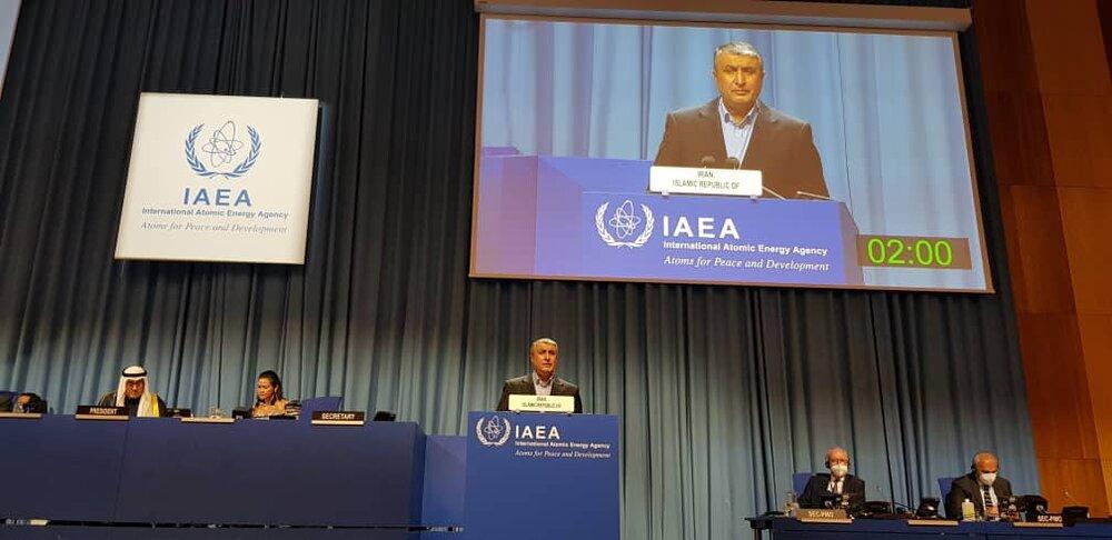 اسلامی: آژانس بینالمللی انرژی اتمی از سیاسی کاری بپرهیزد