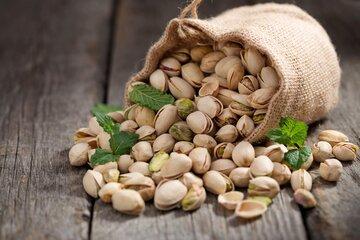 خواص پسته خام + فواید، طبیعت و خاصیت پوست پسته تازه در طب سنتی