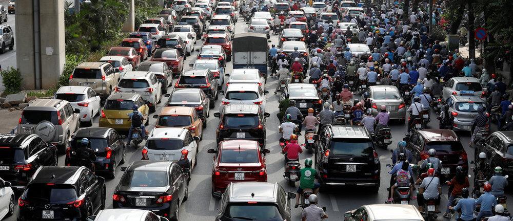 کرونا و آغاز آشوب ترافیکی در جهان