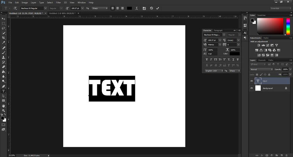 چگونه در فتوشاپ یک استایل دلخواه ایجاد کنیم؟+ آموزش تصویری