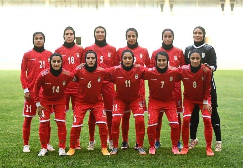 اما و اگرهای تیم ملی فوتبال بانوان ایران برای صعود در صورت تساوی با اردن