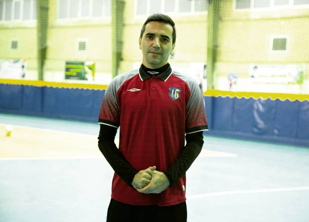 حسنزاده سوپرگل زد/خوشحالم که چندین بازیکن گیتیپسند در ترکیب تیم ملی هستند