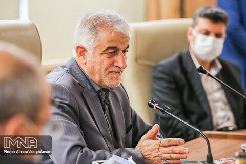 فرهنگ و آموزش اصفهان شاهد اتفاقات بزرگی خواهد بود