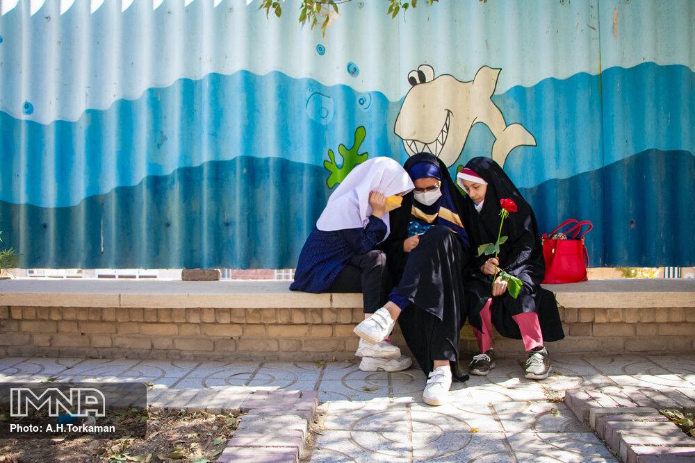 جشن آغاز سال تحصیلی در همدان