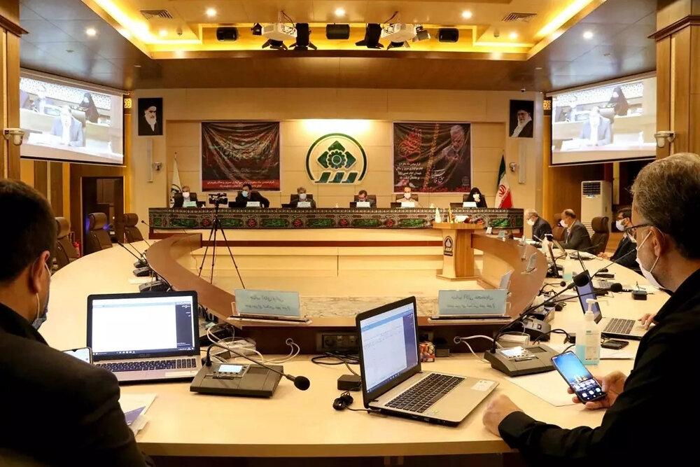 جلسه فوقالعاده شورای شهر پس از صدور حکم شهردار شیرار