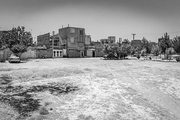 فضاهای بیدفاع شهری - محله شاهد اصفهان