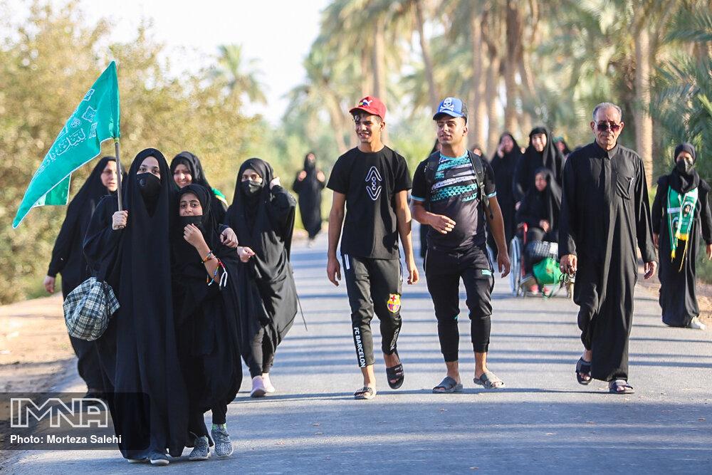 تمهیدات لازم در بازگشت زائران اربعین حسینی از کشور عراق درنظر گرفته شد