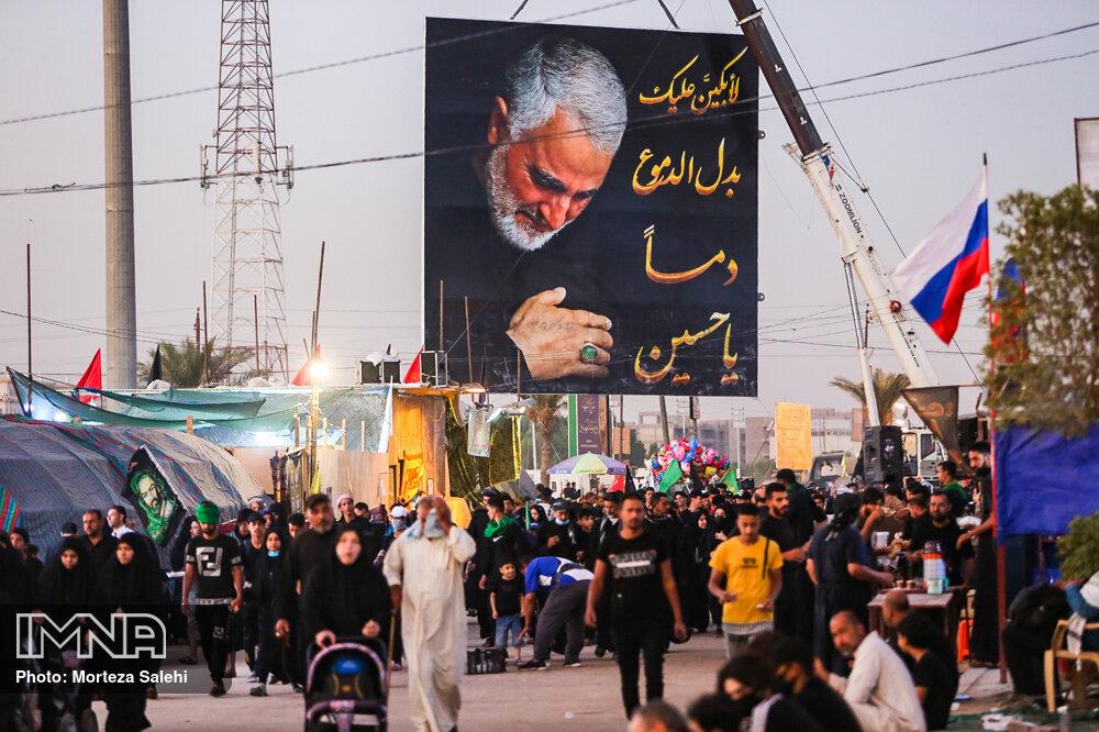 پیاده روی اربعین حسینی_ نجف به کربلا