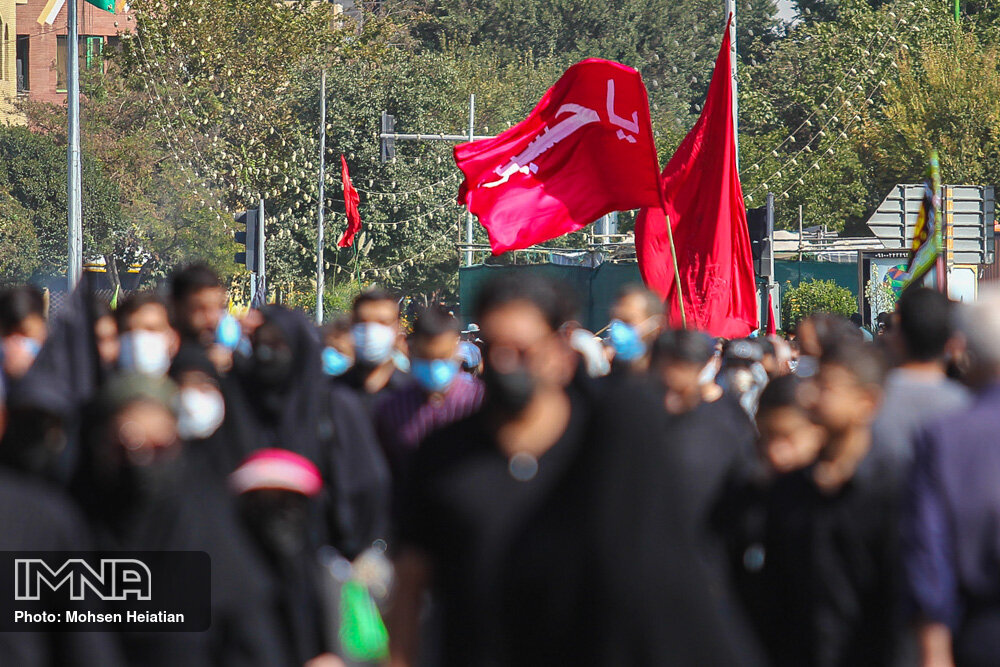 پلیس: راهپیمایی اربعین پایتخت در امنیت و آرامش برگزار شد
