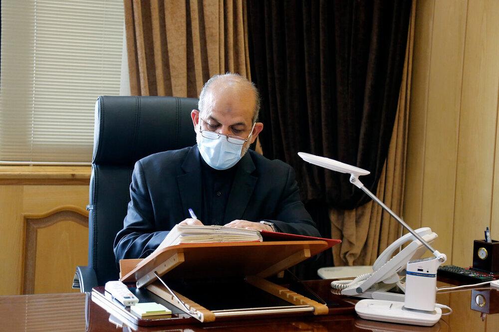 وزیر کشور شهرداران اسلامشهر، بوشهر، شهرکرد و همدان را منصوب کرد