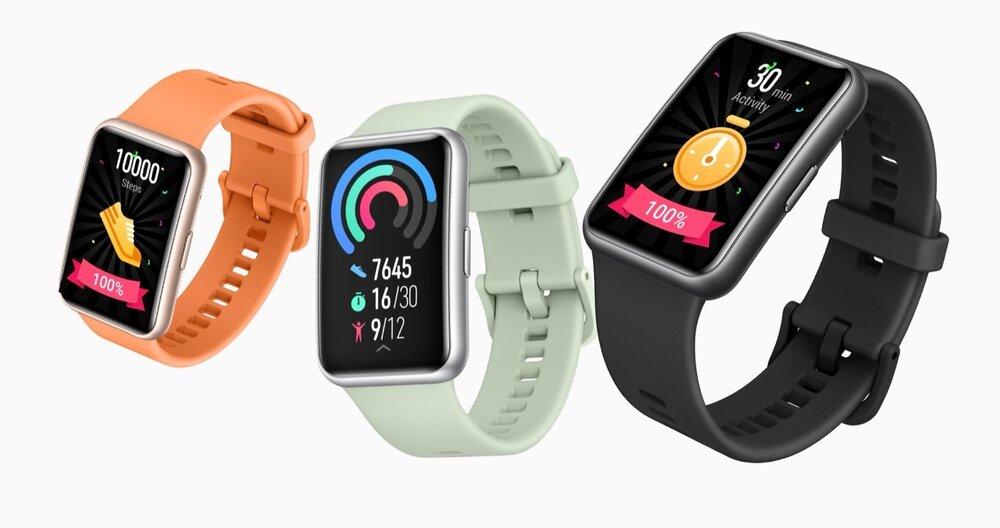 ساعت هوشمند هواوی Watch Fit New چه زمانی عرضه میشود؟